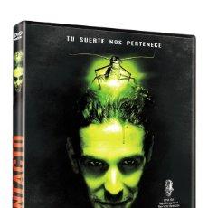 Cine: INTACTO (LEONARDO SBARAGLIA, EUSEBIO PONCELA, MONICA LOPEZ...) - DVD NUEVO Y PRECINTADO. Lote 211668238