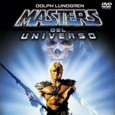 Cine: MASTERS DEL UNIVERSO (DOLPH LUNDGREN) - DVD NUEVO Y PRECINTADO. Lote 211668469