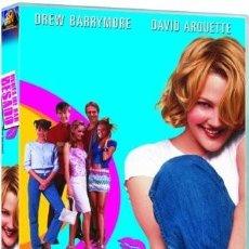 Cine: NUNCA ME HAN BESADO (DREW BARRYMORE, DAVIR ARQUETTE) - DVD NUEVO Y PRECINTADO - DESCATALOGADA. Lote 211668948