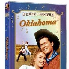 Cine: OKLAHOMA (DE RODGERS & HAMMERSTEIN ) - DVD NUEVO Y PRECINTADO - DESCATALOGADA. Lote 211669051