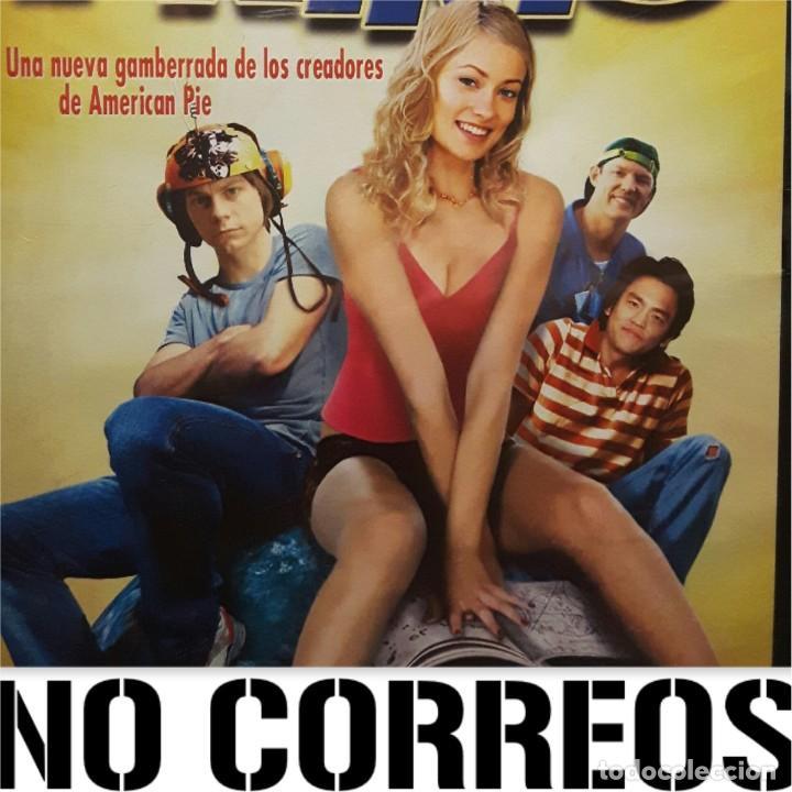 Cine: SUPER FRIKIS - DVD - ORIGINAL - DESCATALOGADA - OLIVIA WILDE - SUPERFRIKIS - NO USO CORREOS - Foto 6 - 211724121
