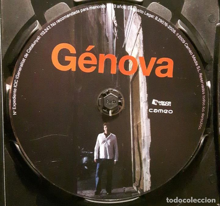 Cine: GENOVA - DVD - ORIGINAL - DESCATALOGADA - COLIN FIRTH - WILLA HOLLAND - NO USO CORREOS - Foto 4 - 211724293
