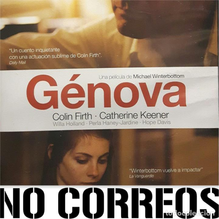 Cine: GENOVA - DVD - ORIGINAL - DESCATALOGADA - COLIN FIRTH - WILLA HOLLAND - NO USO CORREOS - Foto 6 - 211724293