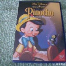 Cine: PINOCHO / WALT DISNEY. Lote 211727944