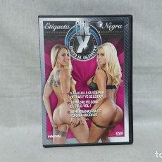 Cine: DVD EROTICO, CINE X HASTA EL AMANECER, INTERVIU. Lote 211727976