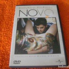 Cine: NOVO / EDUARDO NORIEGA - DESCATALOGADA. Lote 211729319