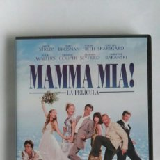 Cine: MAMMA MIA, CON MERYL STREEP, DVD NUEVO. Lote 211731715