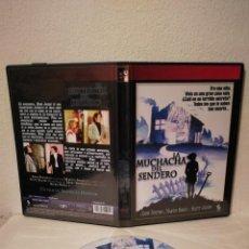 Cine: DVD ORIGINAL - LA MUCHACHA DEL SENDERO - DVD TERROR - JODIE FOSTER. Lote 211734858