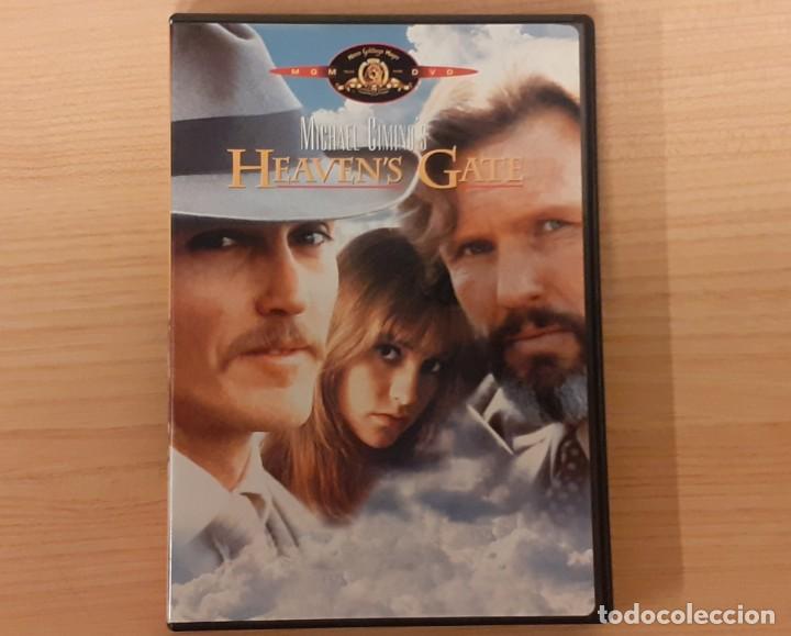 LA PUERTA DEL CIELO (HEAVEN'S GATE) MICHAEL CIMINO, KRIS KRISTOFFERSON ED USA SUBT. CAST. (Cine - Películas - DVD)