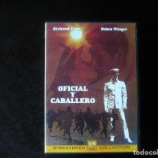 Cine: OFICIAL Y CABALLERO - DVD COMO NUEVO. Lote 211835381