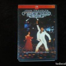 Cine: FIEBRE DE SABADO NOCHE - DVD CASI COMO NUEVO. Lote 211835443