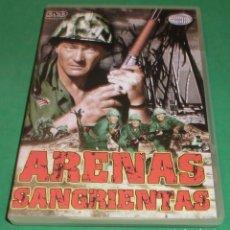 Cine: DVD ARENAS SANGRIENTAS / JOHN WAYNE (UNA SOLO PASE)PERFECTO ESTADO!!. Lote 211914968