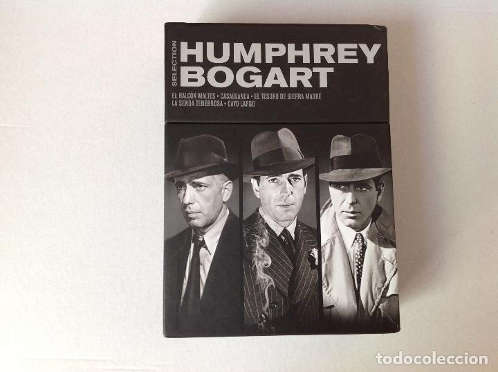 SELECCION HUMPHREY BOGART DVD (Cine - Películas - DVD)