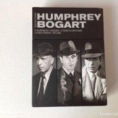 Cine: SELECCION HUMPHREY BOGART DVD. Lote 212011758