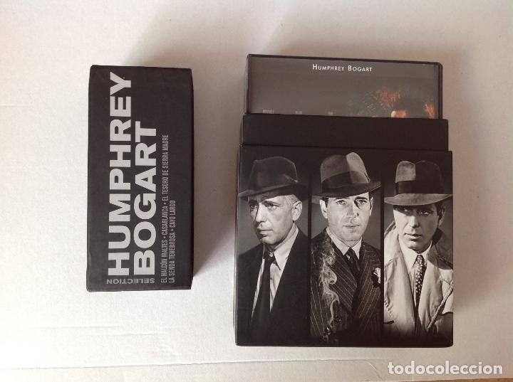 Cine: SELECCION HUMPHREY BOGART DVD - Foto 2 - 212011758