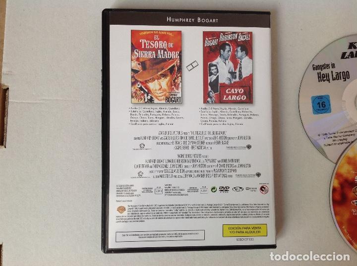 Cine: SELECCION HUMPHREY BOGART DVD - Foto 5 - 212011758
