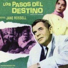 Cinema: LOS PASOS DEL DESTINO (GLENN FORD) - DVD NUEVO Y PRECINTADO. Lote 212071681