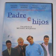 Cine: DVD PADRE E HIJOS PHILIPPE NOIRET. Lote 212123676