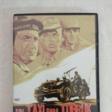 Cinema: DVD/UN TAXI PARA TOBRUK.. Lote 212243062