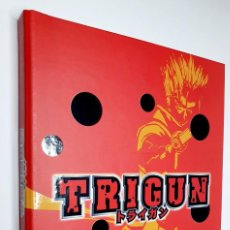 Cine: TRIGUN *** SERIE COMPLETA DE 26 EPISODIOS EN 5 DVD. Lote 212303870