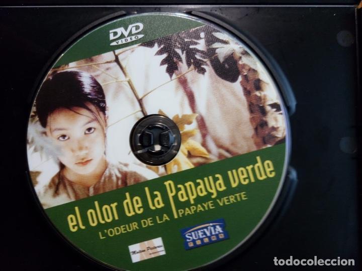 EL OLOR DE LA PAPAYA VERDE DVD (Cine - Películas - DVD)