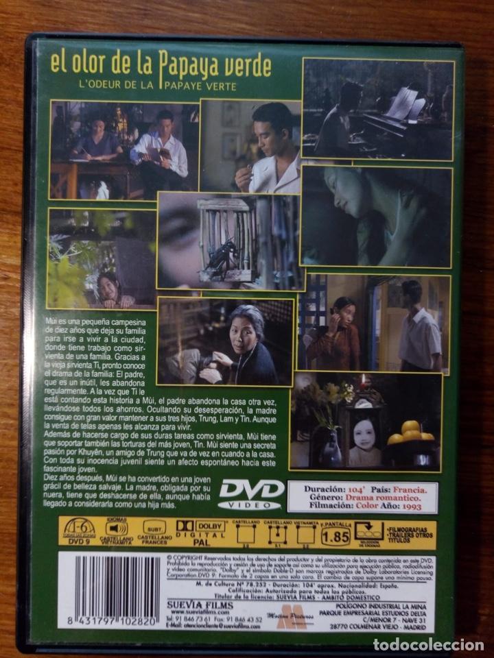 Cine: El olor de la papaya verde DVD - Foto 2 - 212493550