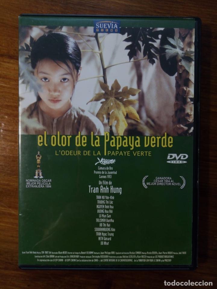 Cine: El olor de la papaya verde DVD - Foto 3 - 212493550