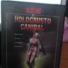 Cine: HOLOCAUSTO CANÍBAL. Lote 212562803