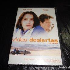 Cine: VIDAS DESIERTAS--PRECINTADA--DVD. Lote 212632651