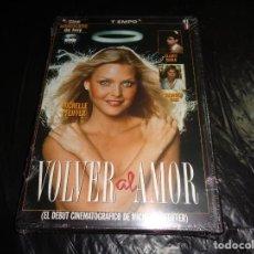 Cine: VOLVER AL AMOR--PRECINTADA--DVD. Lote 212632896