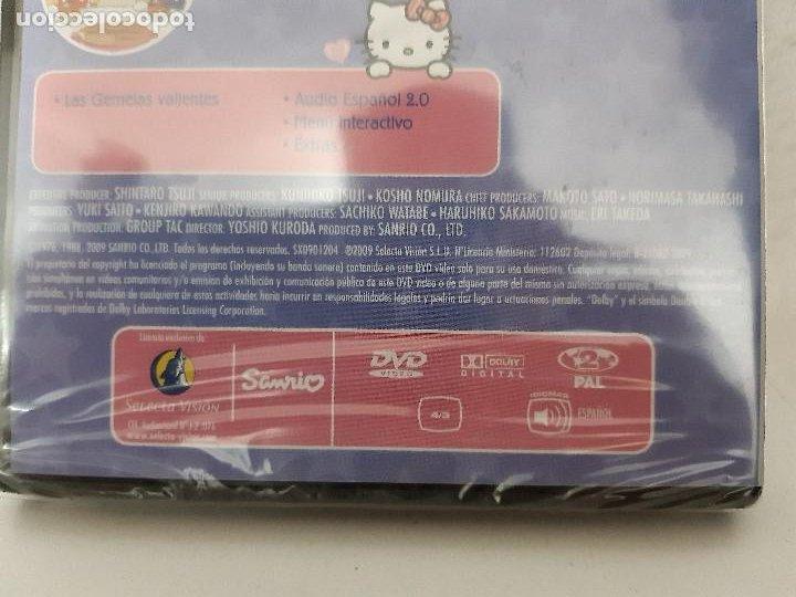 Cine: LOTE COLECCION 14 DVD SERIE HELLO KITTY. DEL 26 AL 39 PRECINTADOS - Foto 3 - 212729621