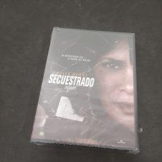 Cinema: REF. 5748 SECUESTRADO  -DVD NUEVO A ESTRENAR. Lote 212747245