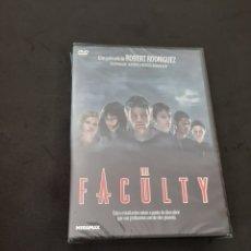 Cinéma: REF. 5850 THE FACULTY  -DVD NUEVO A ESTRENAR. Lote 212824213