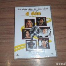 Cine: A DUO (DUETS) DVD GWYNETH PALTROW NUEVA PRECINTADA. Lote 294373808