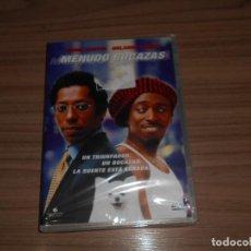 Cine: MENUDO BOCAZAS DVD NUEVA PRECINTADA. Lote 294373638
