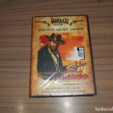 Cinema: UN PUÑADO DE DOLARES PARA DJANGO (ALAMBRADAS DE VIOLENCIA) EDICION LIMITADA DVD NUEVA PRECINTADA. Lote 213065275