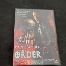 Cinéma: B 153 THE ORDER  - DVD NUEVO PRECINTADO. Lote 213145458