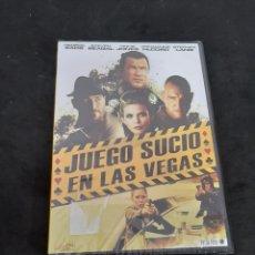 Cinéma: B 153 JUEGO SUCIO EN LAS VEGAS  - DVD NUEVO PRECINTADO. Lote 213148152