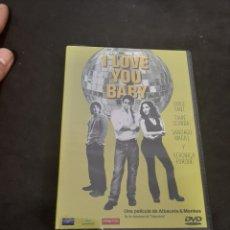 Cinema: B 159 I LOVE YOU BABY - DVD NUEVO PRECINTADO. Lote 213165216