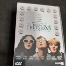 Cinéma: B 162 EL TIEMPO DE LA FELICIDAD - DVD NUEVO PRECINTADO. Lote 213172218