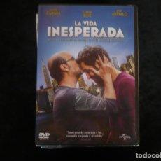 Cine: LA VIDA INESPERADA - DVD NUEVO PRECINTADO. Lote 293975983