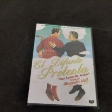 Cinema: B 170 EL DIFUNTO PROTESTA - DVD NUEVO PRECINTADO. Lote 213237886