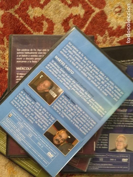 Cine: COLECCION 8 DVD PALABRAS DE PASIÓN SEMANA SANTA SEVILLA PASTORA SOLER CESAR CADAVAL ALVAREZ DUARTE - Foto 11 - 213265322