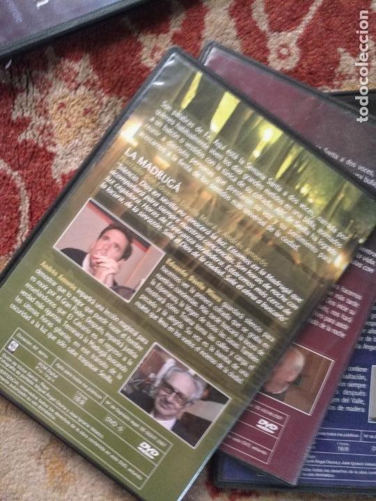 Cine: COLECCION 8 DVD PALABRAS DE PASIÓN SEMANA SANTA SEVILLA PASTORA SOLER CESAR CADAVAL ALVAREZ DUARTE - Foto 14 - 213265322