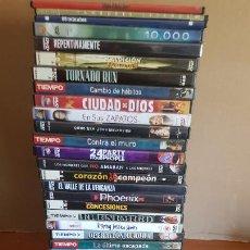 Cine: 52 PELÍCULAS DVD EN CALIDAD LUJO / CON ENVÍO INCLUIDO / OCASIÓN !! VER FOTOS.. Lote 213393446
