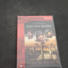 Cinéma: DVS 37 BRIGADA NEGRA-DVD SEGUNDA MANO TAPA FINA. Lote 213394611