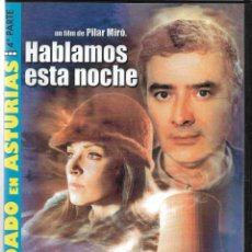 Cine: HABLAMOS ESTA NOCHE. DIRIGIDA POR PILAR MIRÓ. Lote 213458103