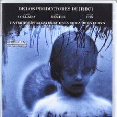 Cine: KM 31 (ADRIA COLLADO, RAUL MENDEZ, ILIANA FOX) CINE DE TERROR • DVD NUEVO Y PRECINTADO. Lote 269347183