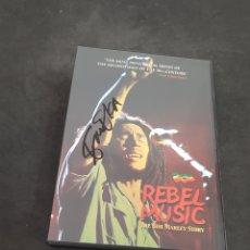 Cinéma: S 221 REBEL MUSIC -DVD SEGUNDA MANO. Lote 213536045