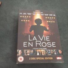 Cinéma: VO 1 LA VIE EN ROSE- DVD SEGUNDA MANO VERSION ORIGINAL. Lote 213538721